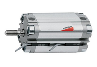 Camozzi series 31 compact cylinder - left profile